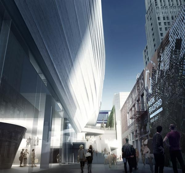 New Renderings Reveal Further Details of SFMOMA Expansion - Cultural Projects, Infill, Leed - residentialarchitect Magazine