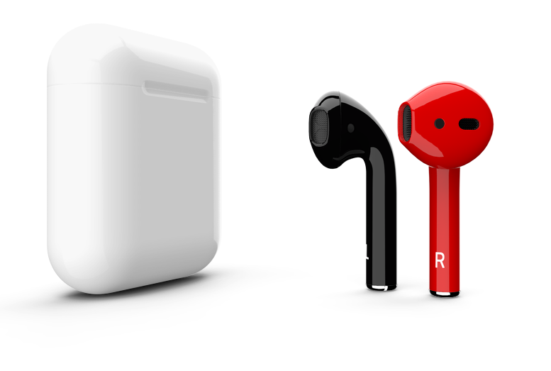 Customize The Airpods Color Wireless Earbuds Earbuds Apple