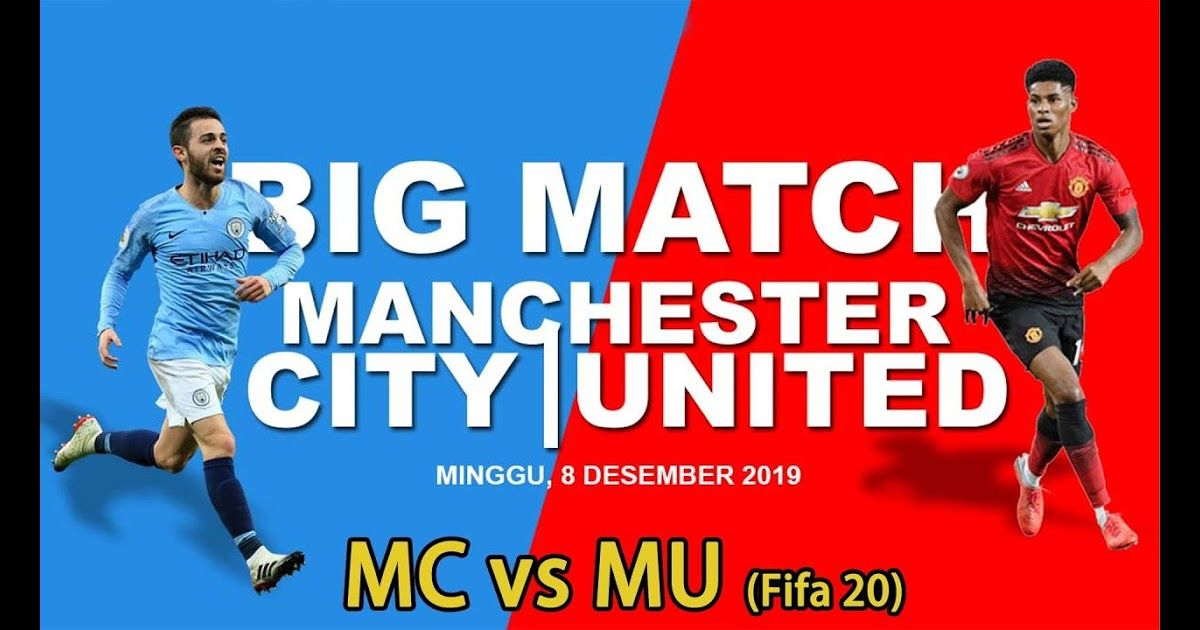 Assisted By Kevin De Bruyne With A Cross 906 Second Half Ends Manchester City 1 Manchester United 2 Fifa 20 Manchester City Vs Manchester United 8 12 2019 Di 2020