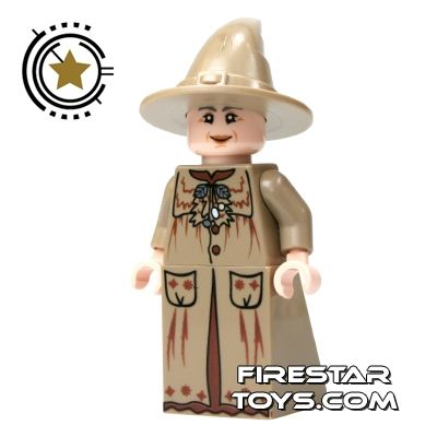 LEGO Harry Potter Minifigure - Professor Sprout  sc 1 st  Pinterest & LEGO Harry Potter Minifigure - Professor Sprout | HP u003c3 | Pinterest