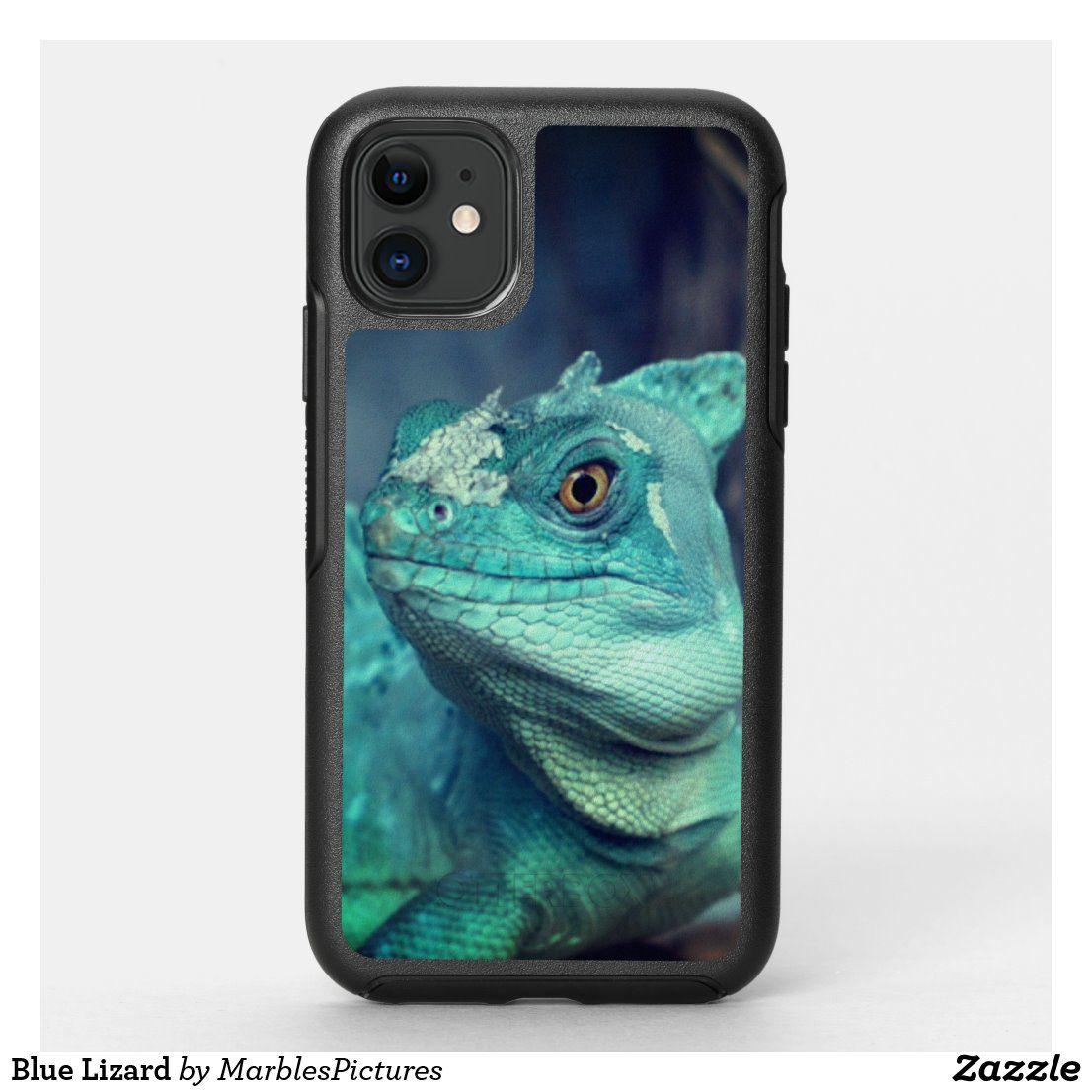 Blue lizard otterbox iphone case in 2020