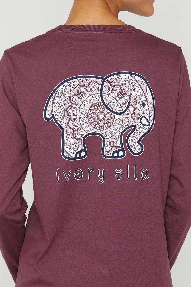 Cute Animal Elephant Back Print Long-Sleeved Hoody Men