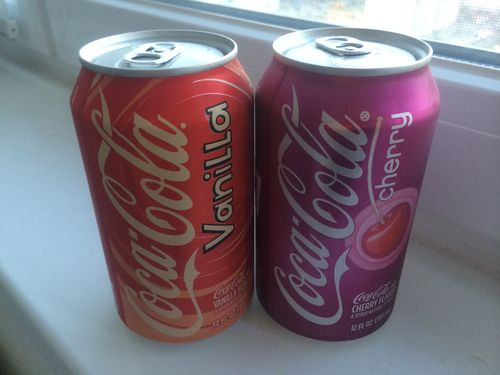 Imagen de cherry, coca cola, and drink