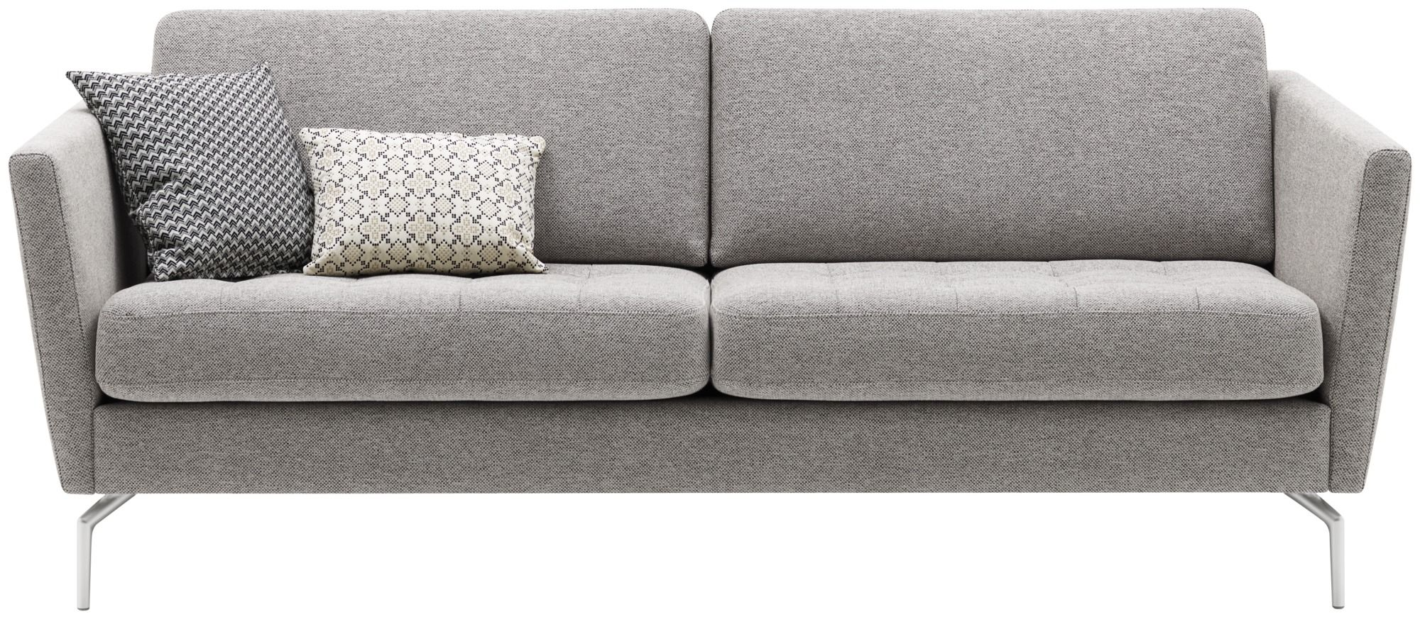 Osaka sofa from boconcept s1945 77hx206lx875d home osaka sofa tufted seat the product is available in fabrics and leathers as shown light grey mojave fabric osaka boconcept parisarafo Image collections