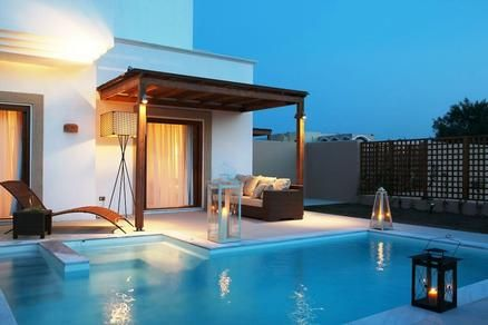 Lindian Village Resort in Greece