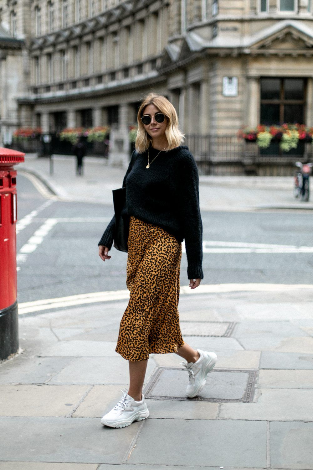 best trainers for skirts