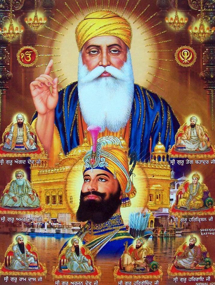 Guru nanak dev everything guru nanak ji guru gobind - Shri guru gobind singh ji wallpaper ...