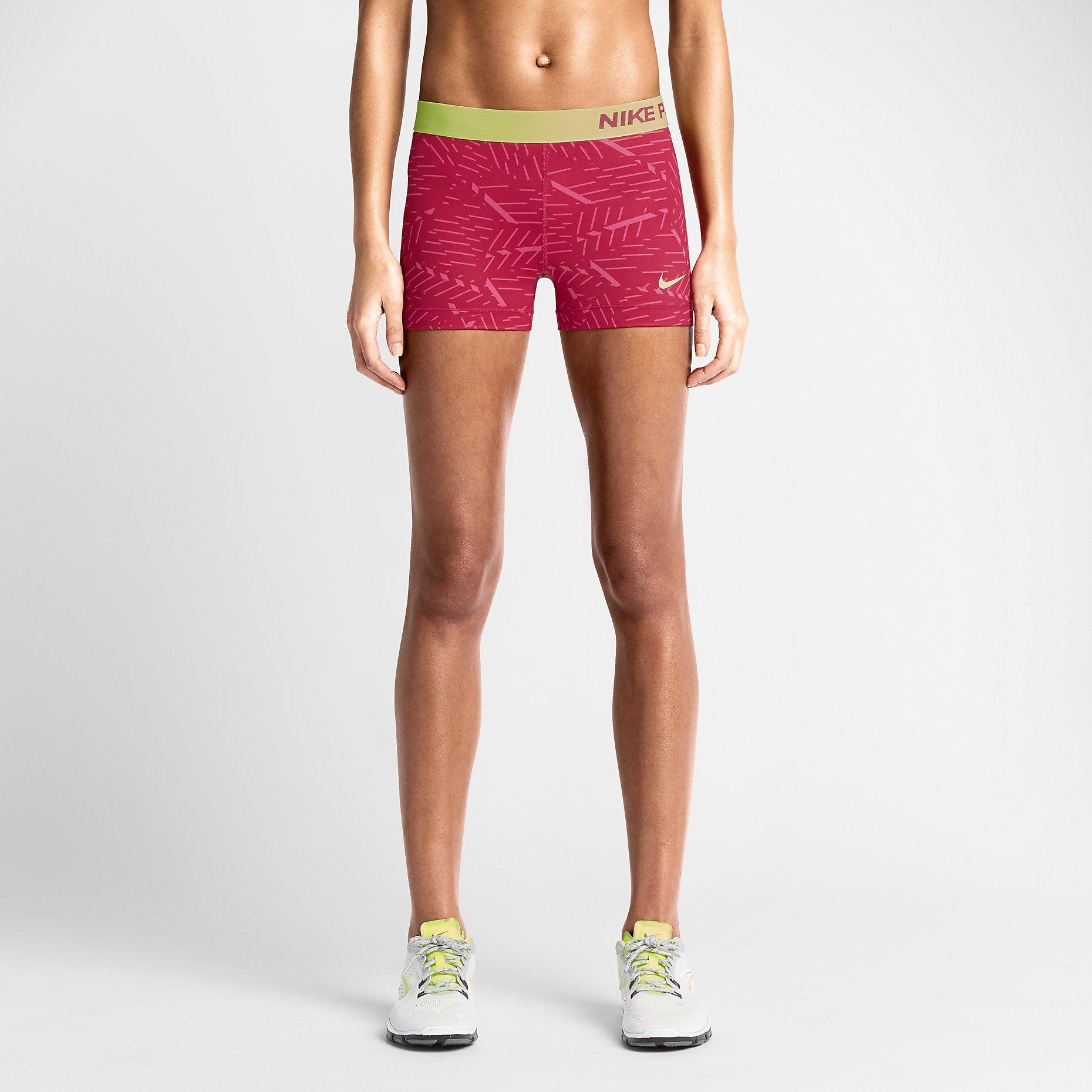 Damskie spodenki treningowe Nike Pro 7,5 cm Bash. Nike Store PL