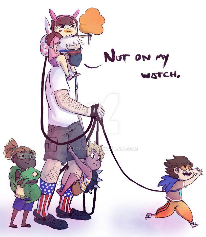 Foxy Grandpa By Polkabun Overwatch Overwatch Memes Overwatch Funny
