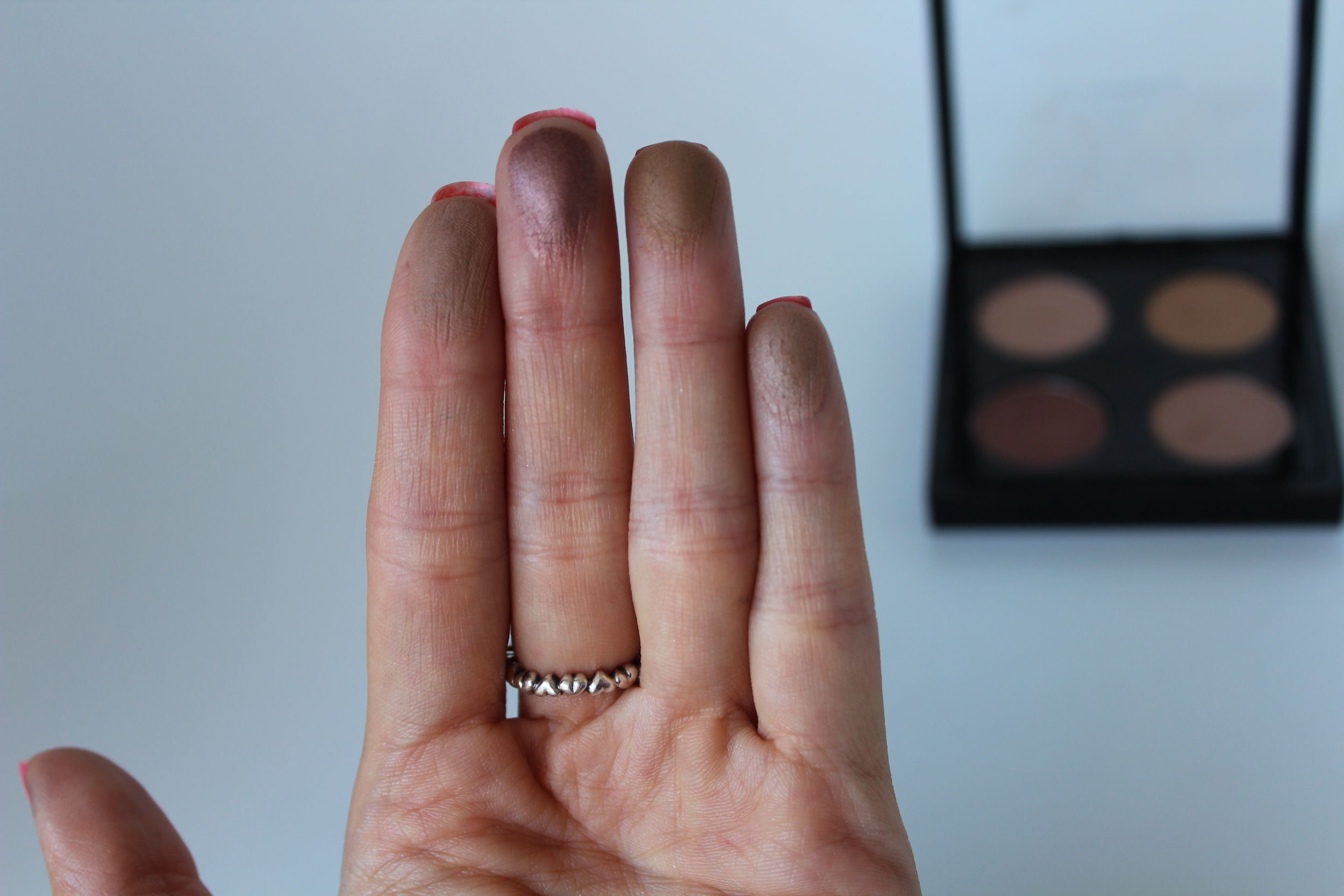 MAC Eye Shadow Collection Review & Swatches