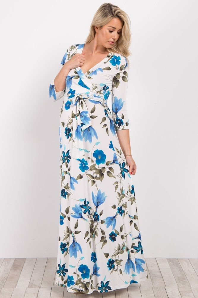 bdf19b7477 Versatile and easy to pair, this gorgeous floral print and pretty hues will  make sure you stand out this season. A sash tie beautifully shows ...