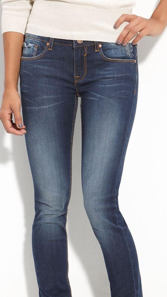 f0f8f6985c8c Vigoss The Jagger Skinny Jeans Women's Distressed Jeans Size 22 X 29 NWT  #Vigoss #SlimSkinny