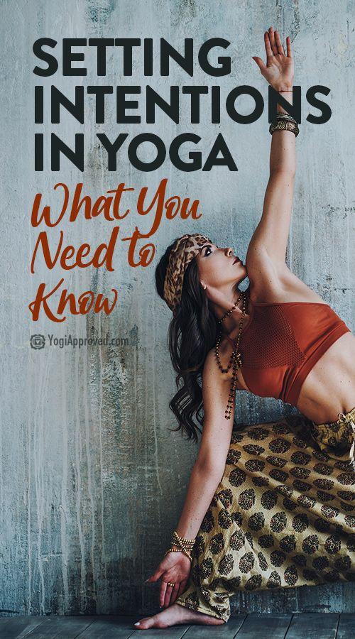 Die Kraft von Sankalpa: Hier finden Sie alles, was Sie über das Setzen von Absichten im Yoga wissen müssen   – Yoga ♥