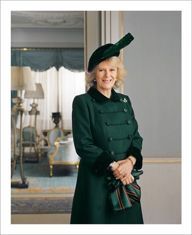 Her Royal Highness The Duchess of Cornwall became Colonel-in-Chief of the Queen's Own Rifles of Canada on January 1st, 2011