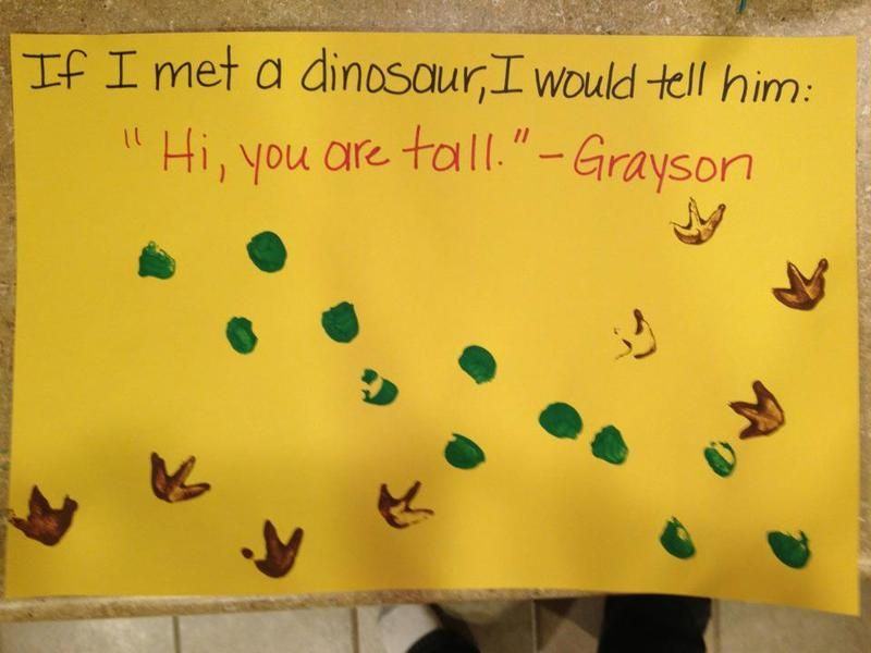 Why this kid would not have survived Jurassic Park.