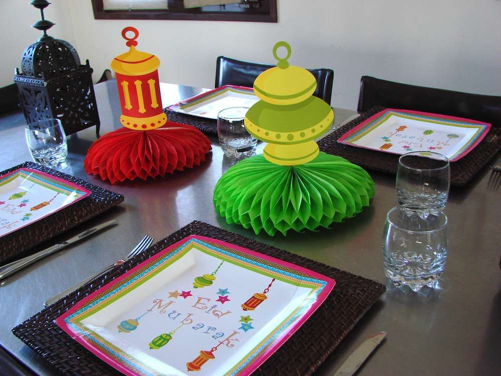 Dinner Party Ideas For 4 Part - 36: Lantern Eid Party Dinner Party Party Ideas