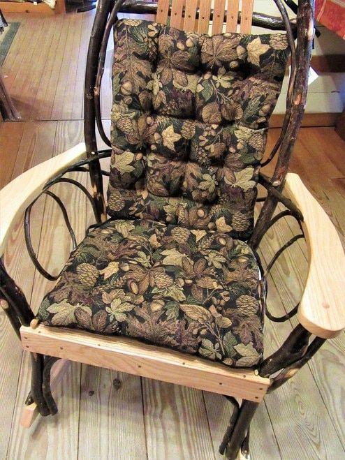 Rocker Cushion Set - Woodland Forest