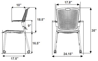ergonomic chair design guidelines little girl table and set ergonomics measurements بحث google ergo pinterest