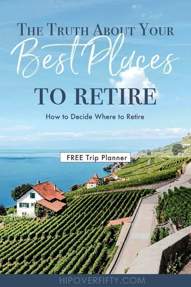 about Your Best Places to Retire Heres a great resource to discover your best places to retire Do you know when to decide and where you want to retireHeres a great resour...