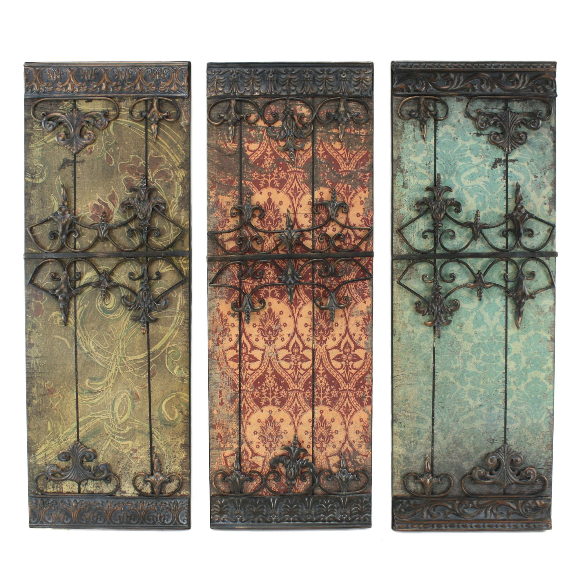 Wayfair Wall Decor natasha wall decor | hang it up! | pinterest | wall decor, rustic