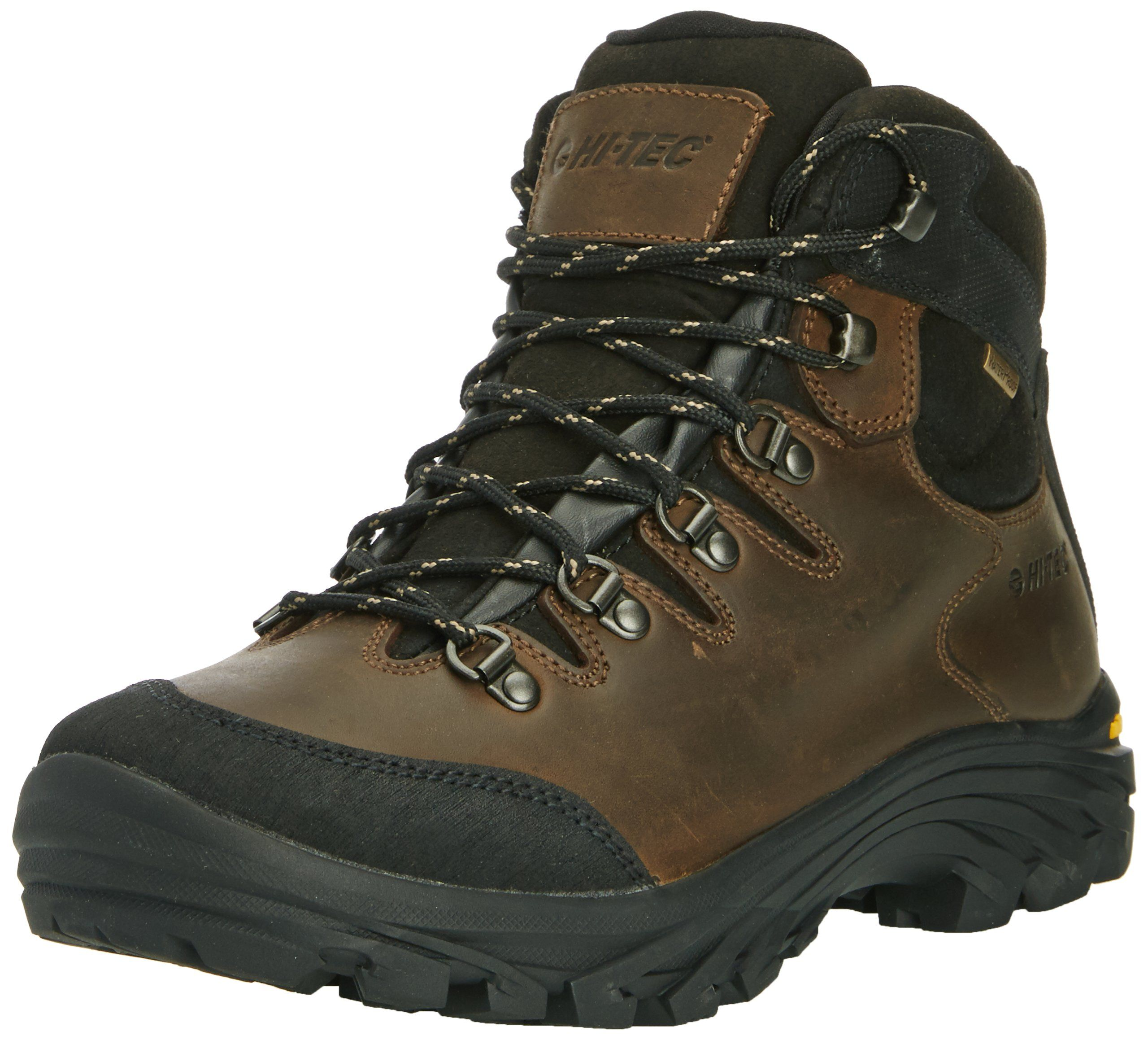 Hi-Tec Altitude Waterproof, Men's Hiking Boots: Amazon.co.uk: