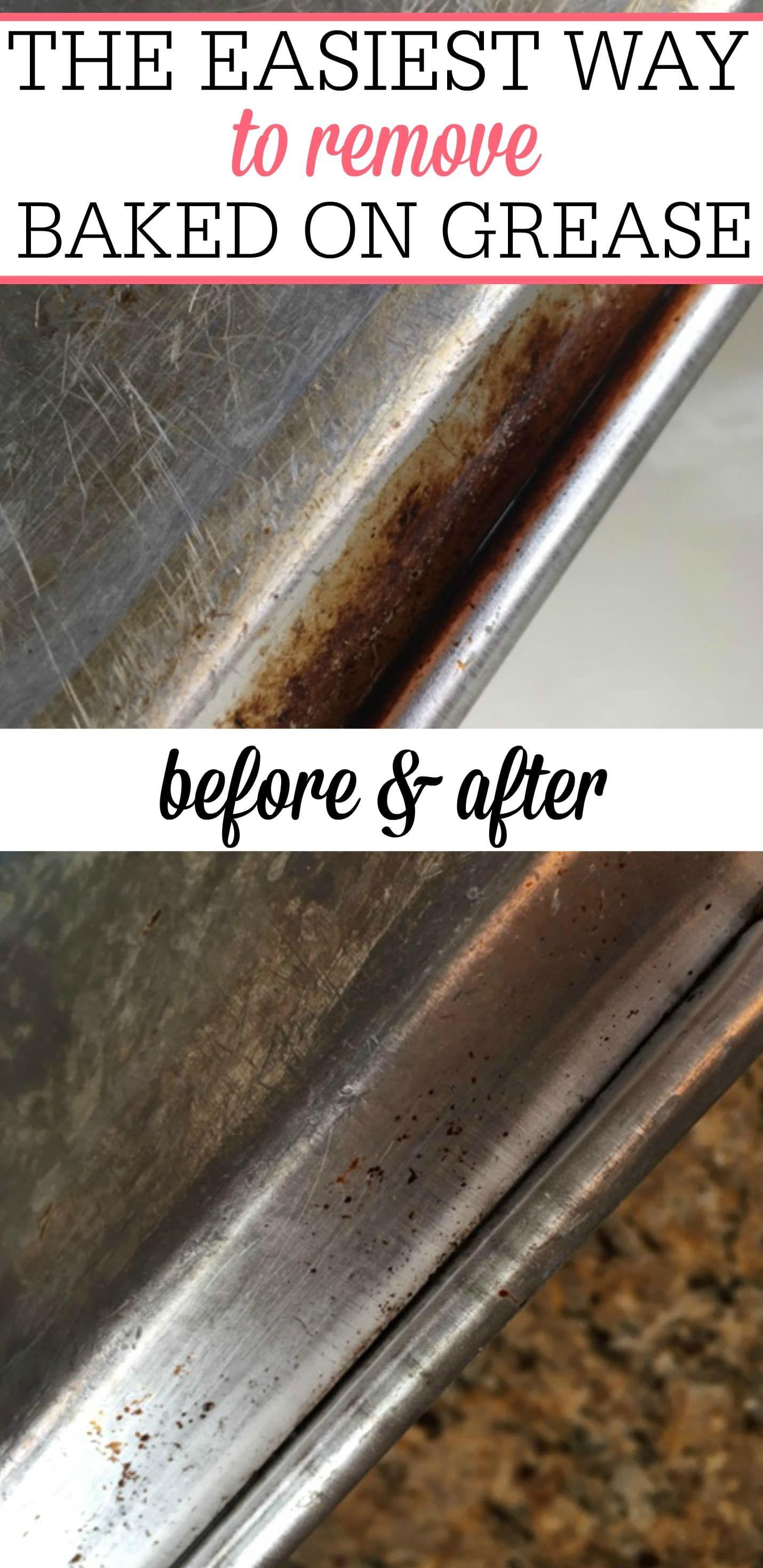 795334c722c3b50b9148acfd6cef53df - How To Get Baked On Grease Off Metal Pans