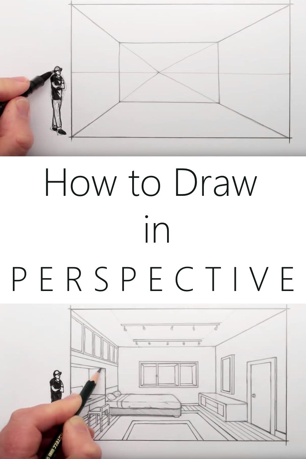 How To Draw In Perspective Many Guides And Lessons By Some Of The