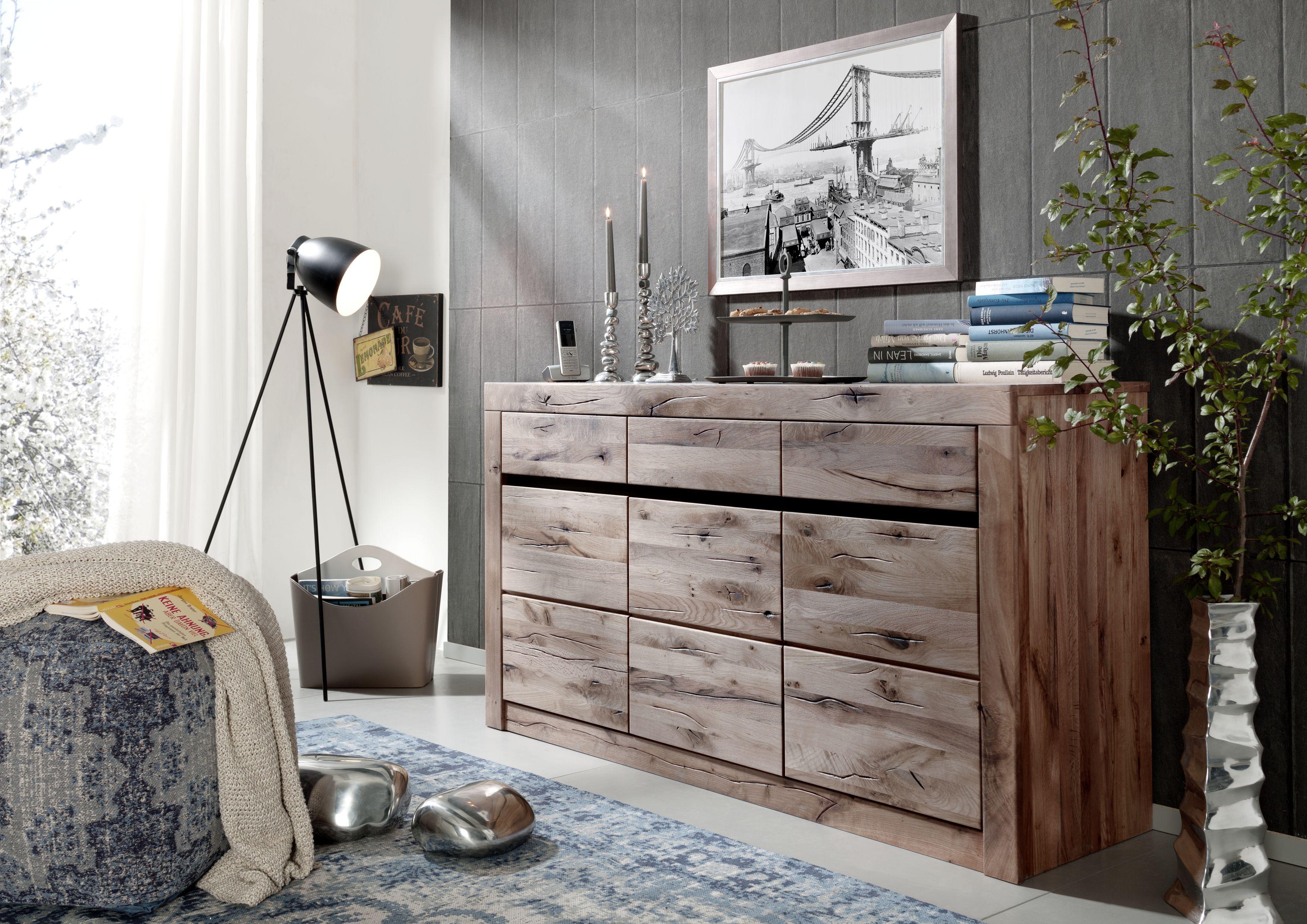 Eiche Mobel Versandfrei Kaufen Massivmoebel24 Eiche Mobel Mobel Wohnzimmer Holz Wohnzimmer