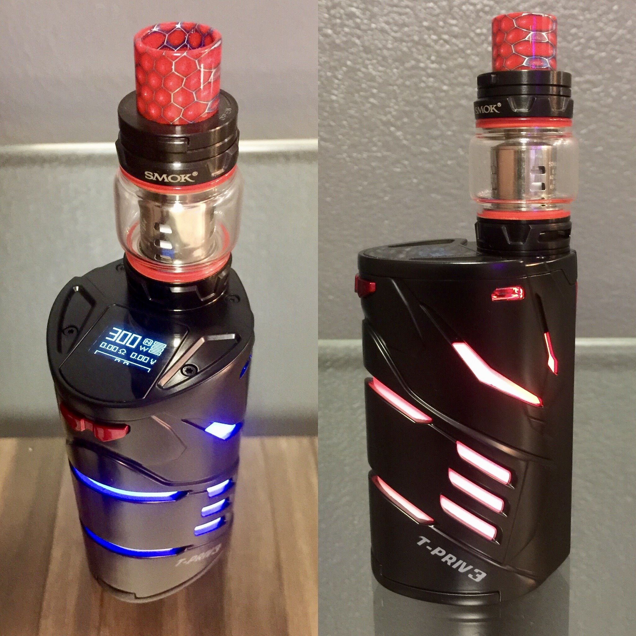 If you want massive vapor with insane battery life, the new SMOK T