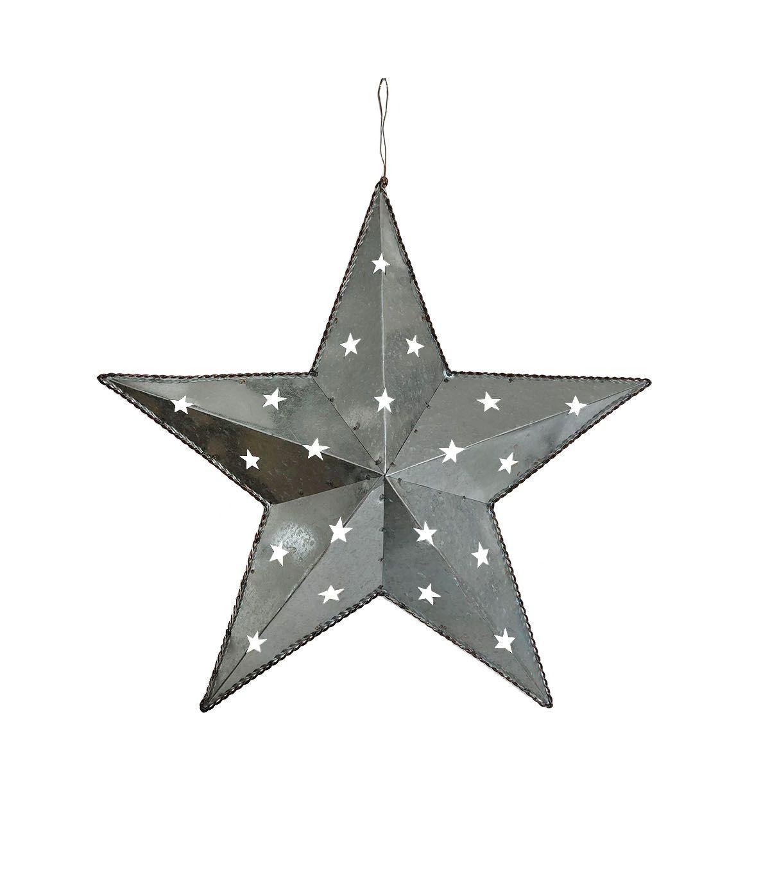 Maker U0027s Holiday Christmas Metal Star Wall Decor Star Wall