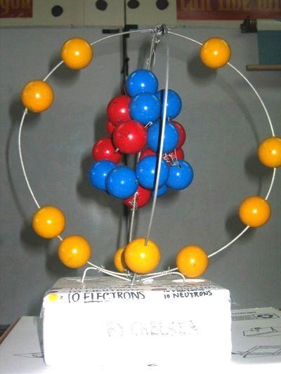 neon atom diagram wiring kia carnival pin by carrie sprague graham on nitrogen science projects model project school ideas