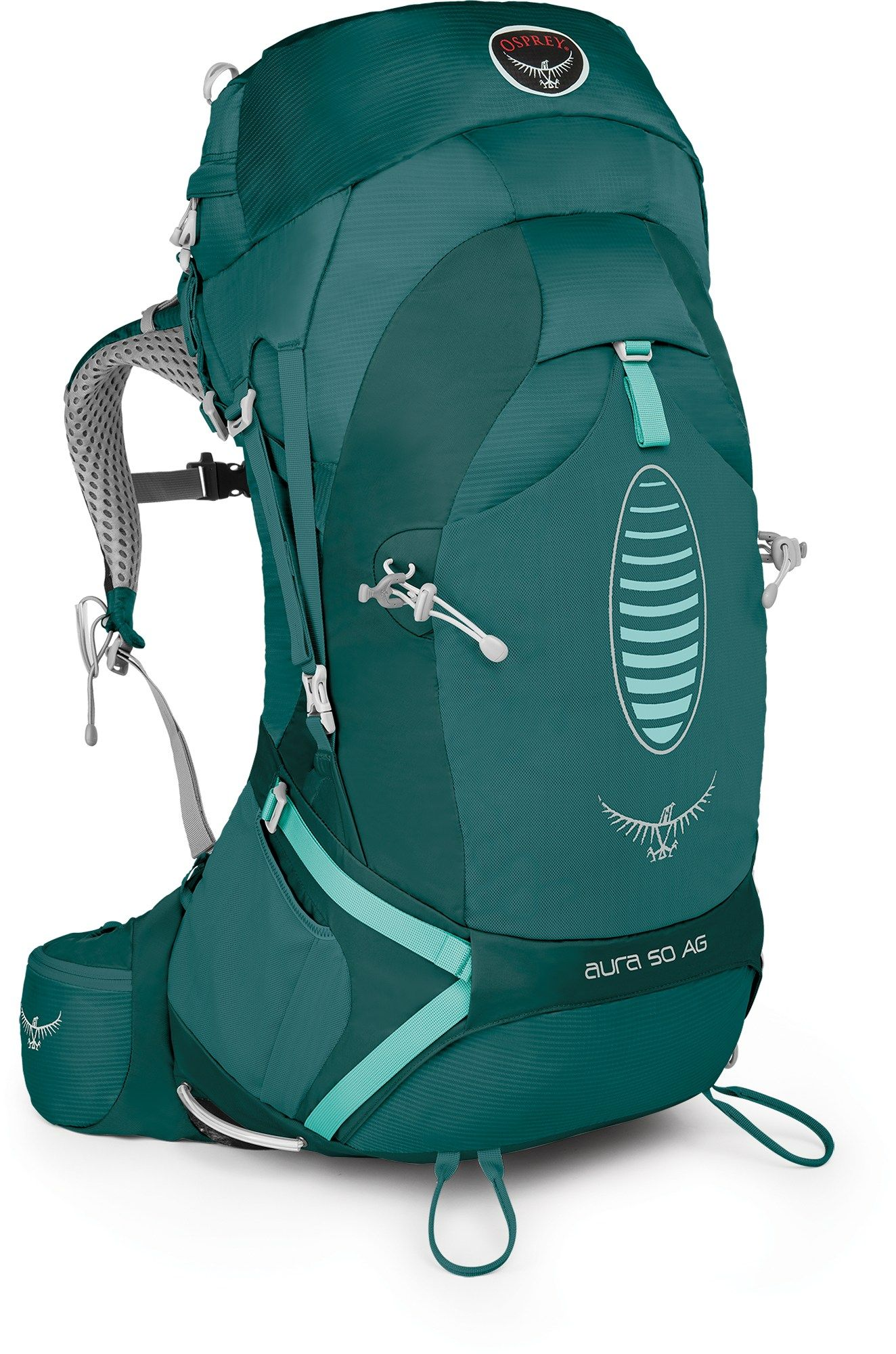 eadd1ba2c295 Osprey Aura 50 AG Pack - Women s. Mine!!!! Can t wait for school to end so  I can get lost!