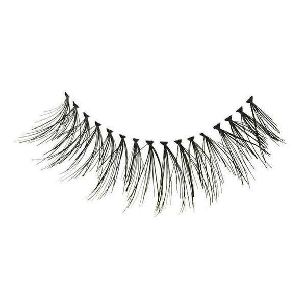 b5acbbf085f Eldora H171 Real Hair Black Flared False Eyelashes #Eldora #LashGoals # Eyelashes #FalseLashes