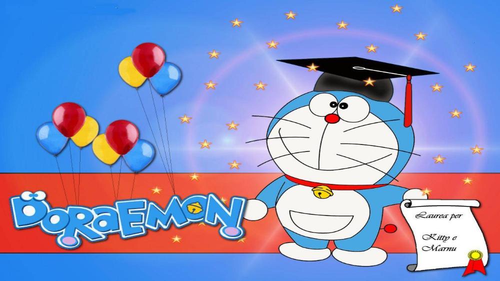 Doraemon Real Wallpaper - doraemon in 2020   Doraemon ...
