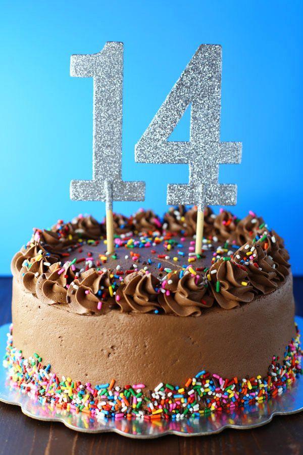 Chocolate Birthday Cake Receita Bolo Festa Infantil Bolo De