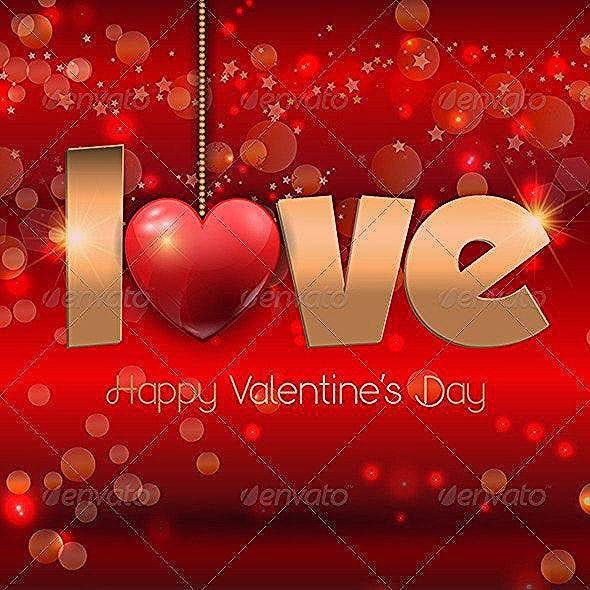 Valentine Day Background Valentiness Day Background