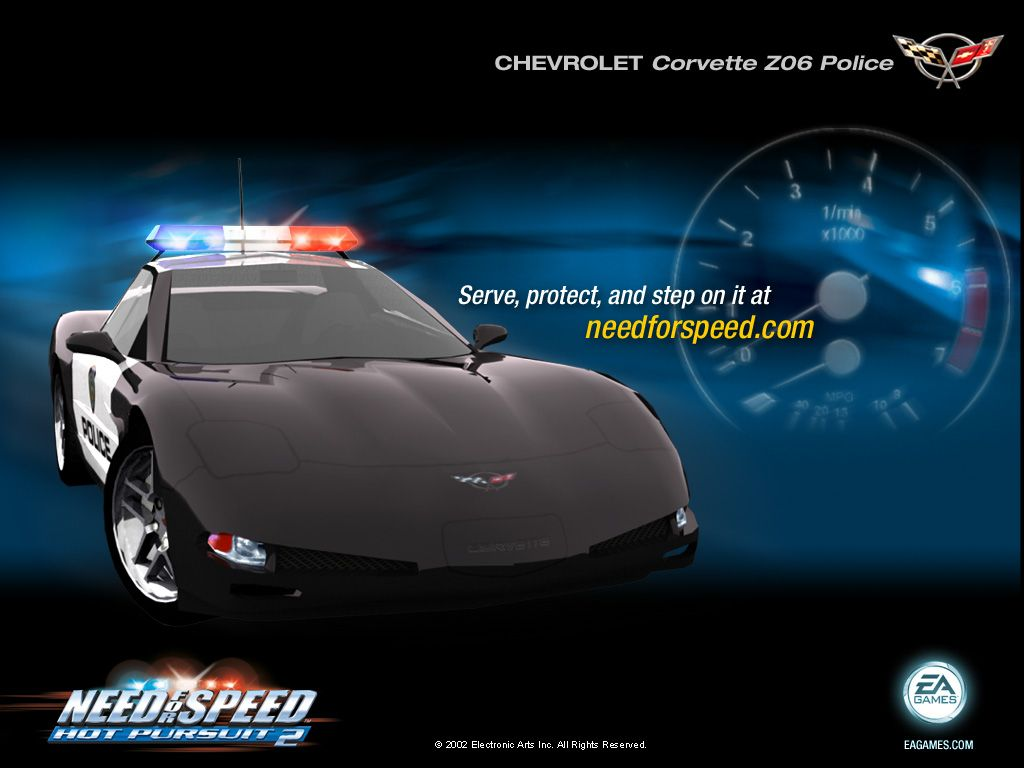 Games Wallpaper Need For Speed Hot Pursuit 2 Chevrolet