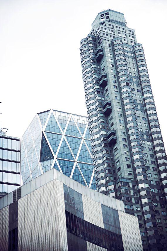 new york city's architecture.