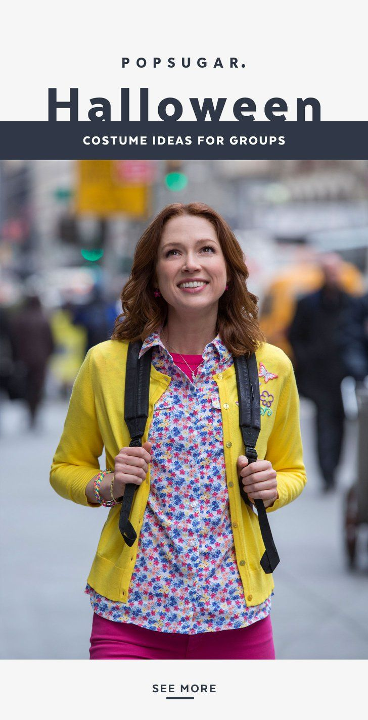 7 Unbreakable Kimmy Schmidt Costumes That Are Fudging Awesome For