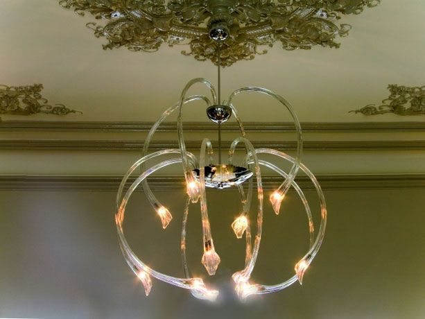 Chill out two tier suspension without crystal balls pinterest