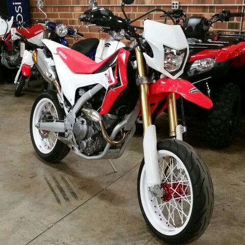 Honda Crf250l Supermoto Supermoto Cool Dirt Bikes Touring Motorcycles