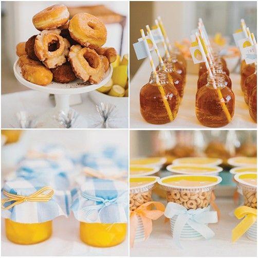 El segundo cumplea os de frankie pinterest brunch celebracion y buscar con google - Mesas de desayuno ...
