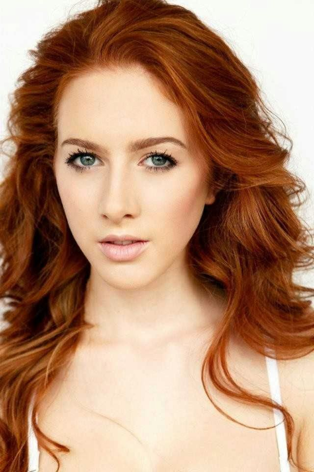 Beauty tip for redhead