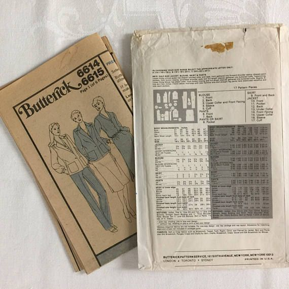 This Item Is Unavailable Etsy Butterick Sewing Pattern Sewing Patterns Sewing