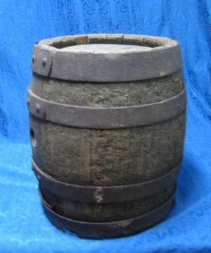 Picture of Beer barrel