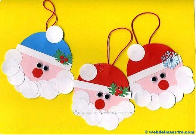Manualidades de Navidad (III