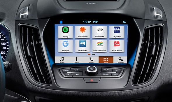 Image Result For Ford Sync 3 Car Ford Ford Sync Android Auto
