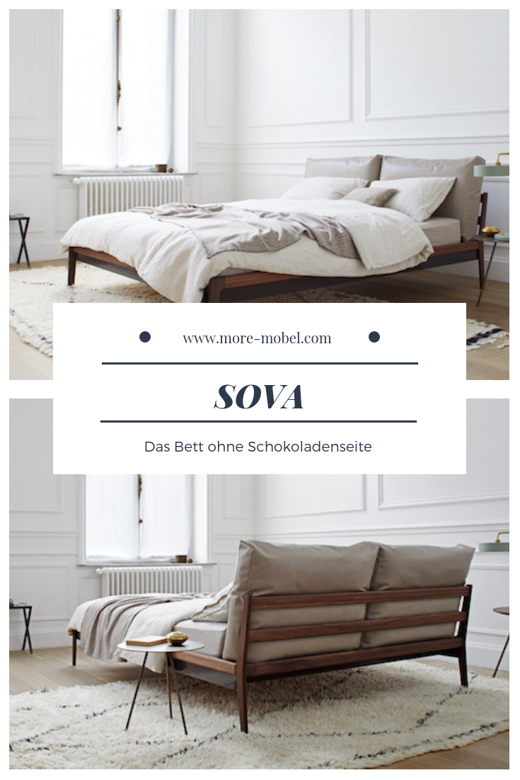 Sova Das Bett Ohne Schokoladenseite Bett Doppelbett Design Schlafzimmer Bett