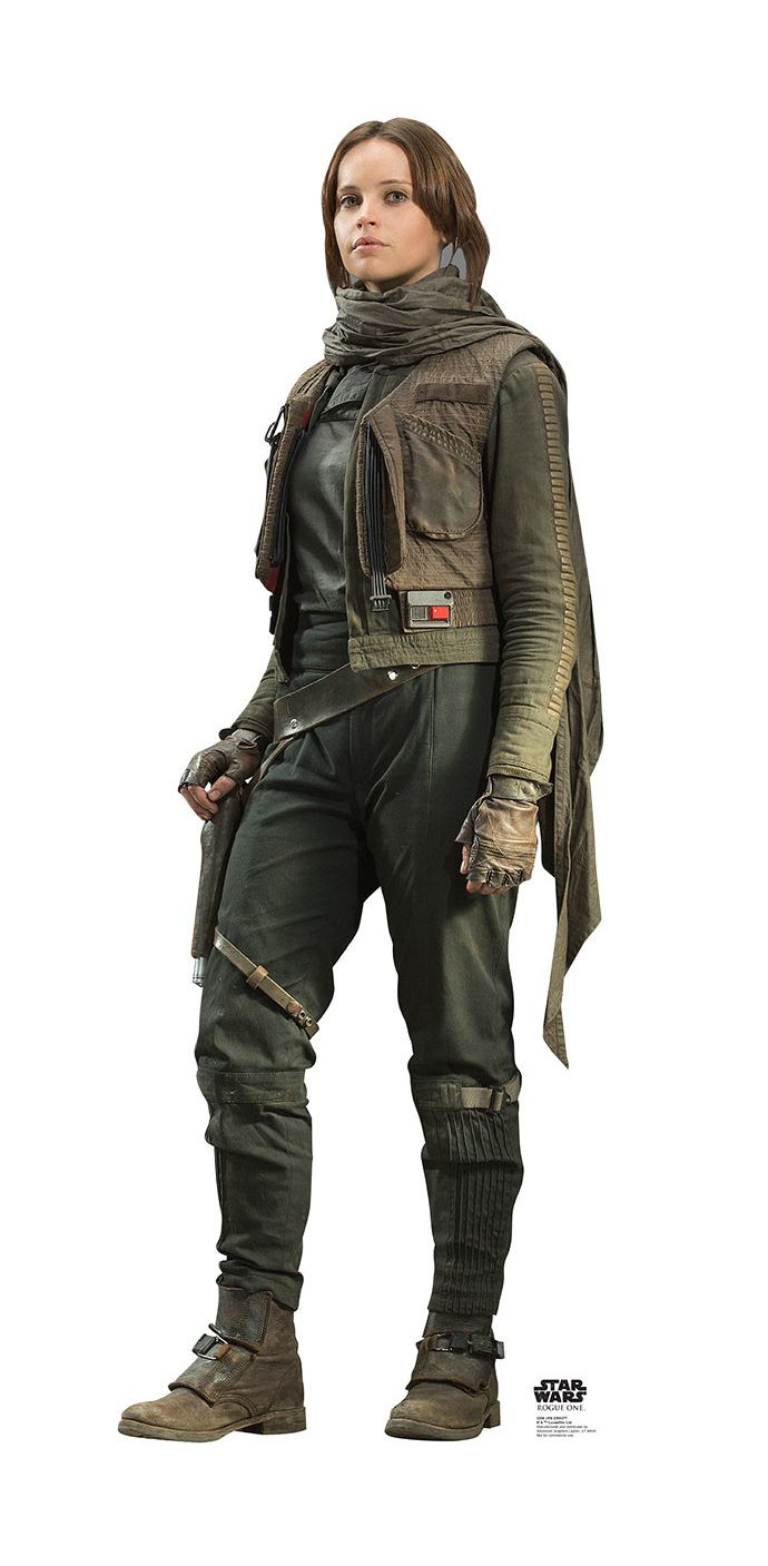Click here to see image full size jyn scarf pinterest star jyn erso from rogue one a star wars story solutioingenieria Gallery