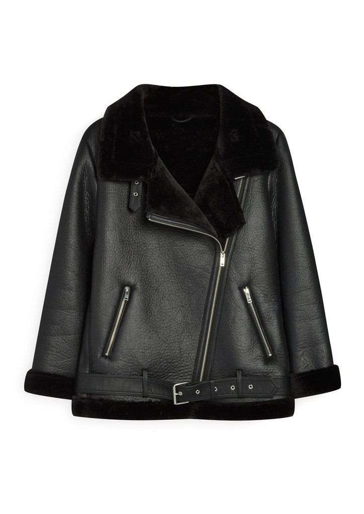 Black Leather Jacket Primark Aw 2017 2018 Trends S T Y